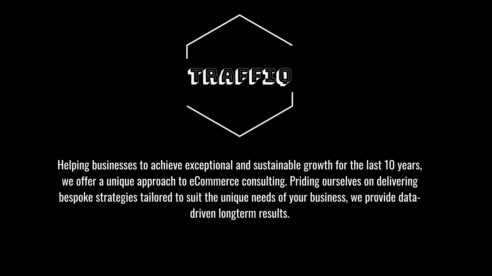| Brand Building | Digital Strategy | eCommerce Expertise |-5