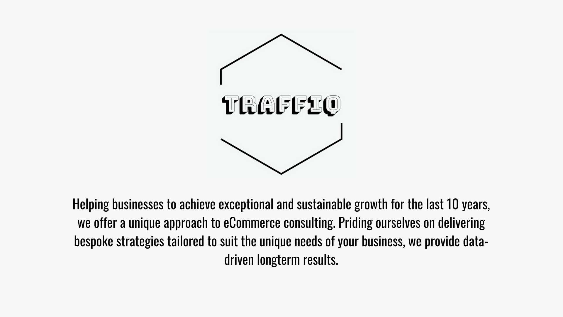 | Brand Building | Digital Strategy | eCommerce Expertise |-7